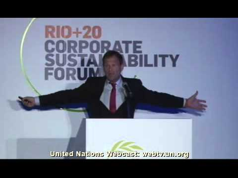 Rio+20 Corporate Sustainability Forum: Official Opening Ceremony