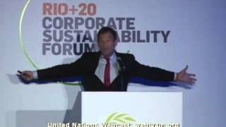 Rio+20 Corporate Sustainability Forum: Official Opening Ceremony Thumbnail