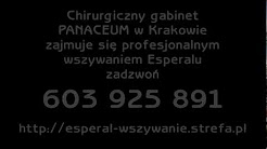 Esperal wszywka Kraków (Disulfiram)