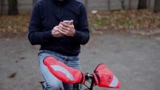 видео Зимние велосипедные рукавицы Bar Mitts