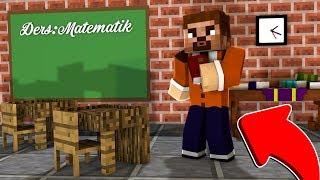 FAKİR ÖĞRETMEN OLDU! 😱 - Minecraft