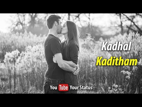 Kadhal Kaditham | Jodi  | Lyrics | Real Love | 30'sec | Tamil Whatsapp Status