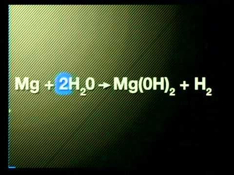 Reactions of alkaline earth metals with water youtube reactions of alkaline earth metals with water urtaz Images