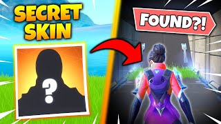 *NEW* SECRET UTOPIA SKIN FOUND?! Fortnite Season 9 Utopia Challenges Skins!