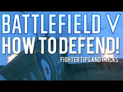 Defensive Flying in Battlefield 5! How to lose a plane on your six. thumbnail