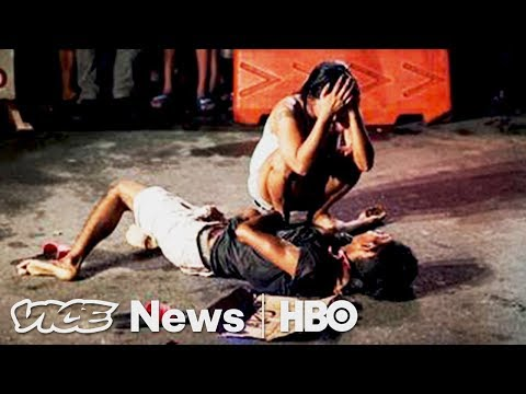 The Photographer Documenting The Carnage of Duterte's Drug War (HBO)