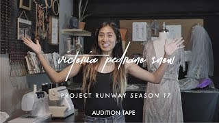 Project Runway Season 17 Audition Tape