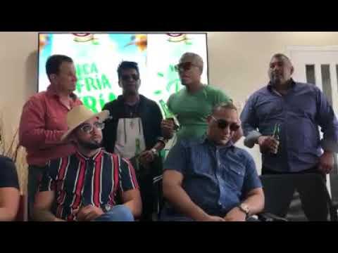 Download CHIQUITO TEAM BAND Y VICTOR MANUEL BACHATA RUEDA DE PRENSA ARUBA CON AGUSTIN DIGITAL