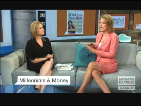 Christine Romans @ChristineRomans Talking Money #HLN