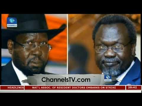 South Sudan Peacekeeping |Africa 54|