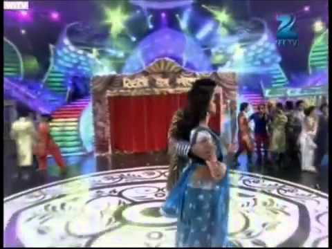 Avinash Sachdev and Rubina Dilaik in ZRA 2012