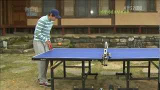 Joo Won Ping-Pong Cup part. 1【주원 1박 2일 - 121021】