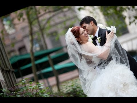 Jess And Akashs Wedding At Bryant Park Grill By New York Wedding Ographer