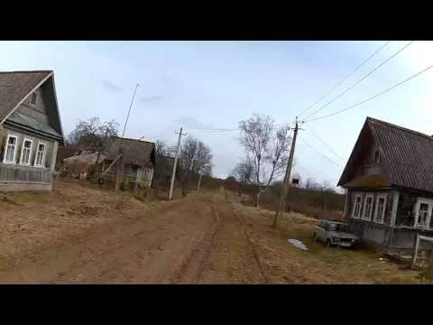 Деревня Уномерь. Новгородская область.