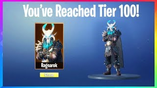 Fortnite: *SEASON 5* FASTEST Way To Reach *TIER 100* EASILY! (Fortnite Battle Royale Battle Pass)