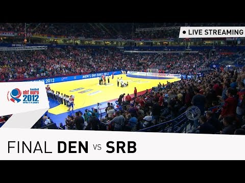 Men's EHF EURO 2012 Final | Denmark vs Serbia | Live Stream | Throwback Thursday