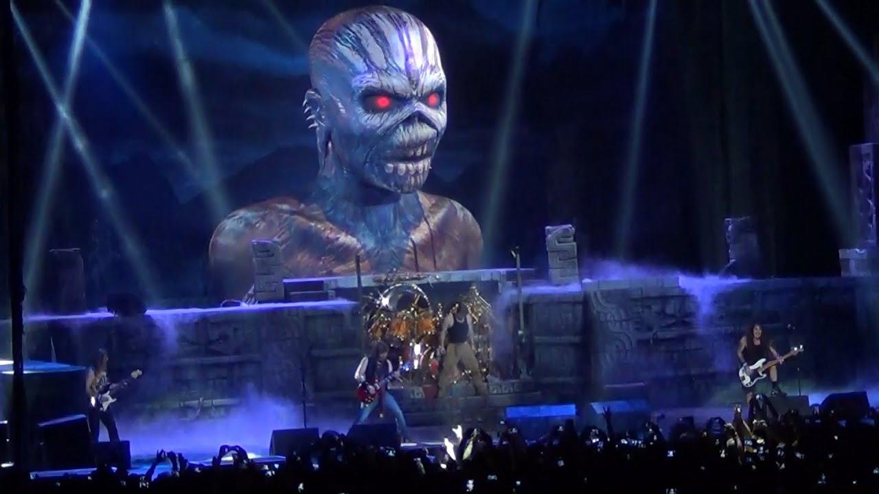Iron Maiden Tour Playlist