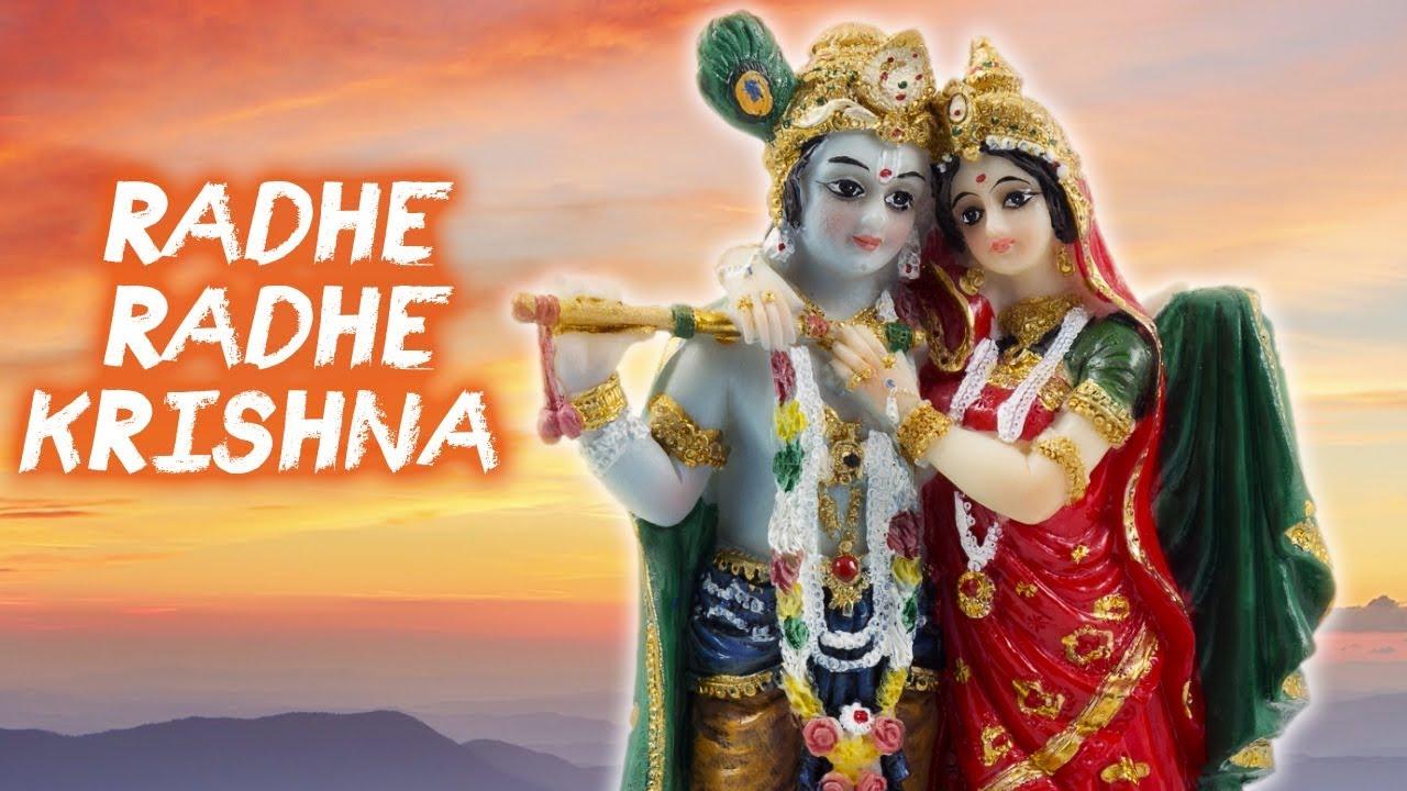 Radhe Radhe Krishna Sadhana Sargam Indrajeet Keisham Times Music Spiritual Youtube