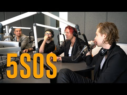5SOS Talks 'Teeth', Taylor Swift's Birthday Party, Working W/ Halsey & More