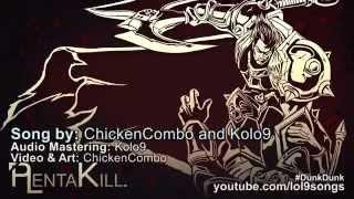 Repeat youtube video PlentaKill - Dunk (Kriss Kross - Jump LoL Parody) PLK