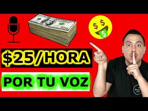 🎤Como Ganar Dinero Online Hablando/Grabando Audios [NUEVO METODO - SIN SALIR DE CASA]