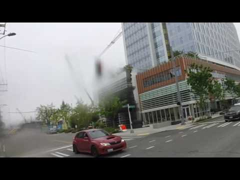 Share the Road, Seattle - Red Light Laggard