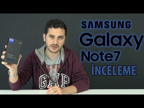 Samsung Galaxy Note 7: Hayal Kırıklığının Hikayesi