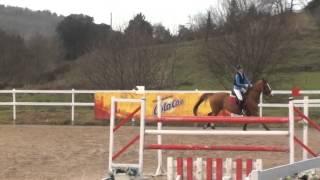 Concurso de Munguia (Bizkaia) - 1,30 m / ELLI PIRELLI