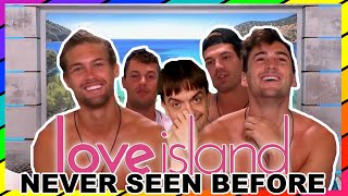 NEVER SEEN BEFORE | Most beautiful poetry on LOVE ISLAND | (parody)