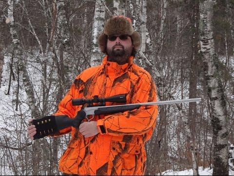 Rifle Deer Hunting Manitoba 2014