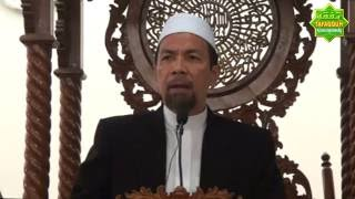 Haram Memilih Pemimpin yang Kafir (Khutbah Jum'at) - Ustadz Dr. Musthafa Umar, Lc. MA.