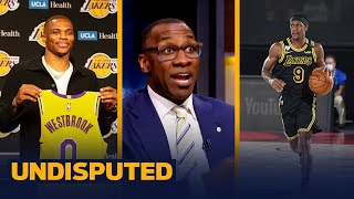 Will Rajon Rondo & Russell Westbrook mesh on the Lakers? - Skip & Shannon I NBA I UNDISPUTED