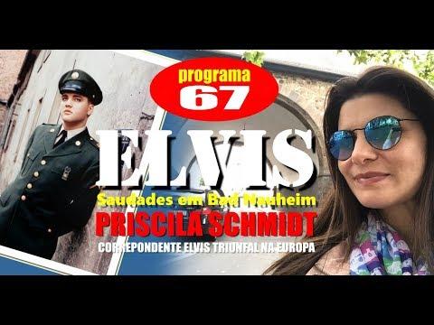 """SAUDADES EM BAD NAUHEIM"" - EUROPEAN ELVIS FESTIVAL"