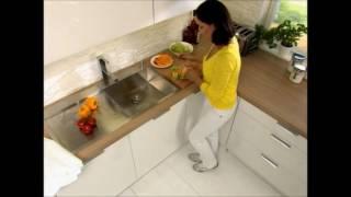 Nolte Video(Кухня, которая продумана до мелочей! Салон мебели