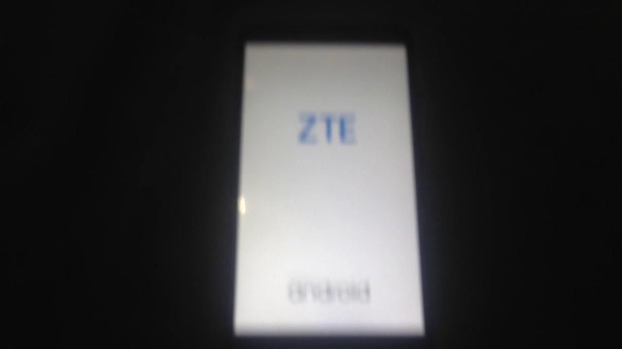 Hard reset ZTE N9560