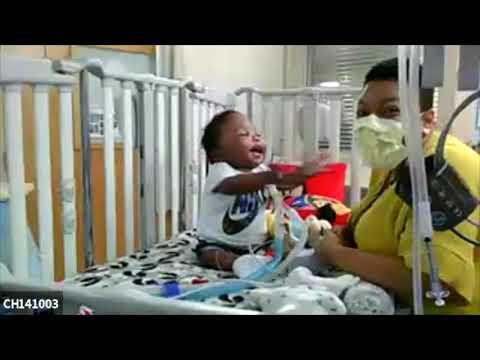 La Traquetomia: Kenny necesita de la asistencia respiratoria 24/7.