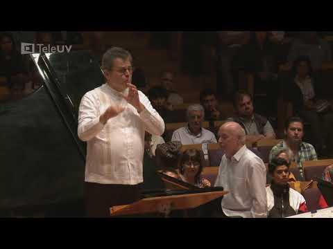 Orquesta Sinfónica de Xalapa - Festival Brahms Concierto para piano parte 1 de 2