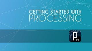 Processing tutorial  - 1 -  Installing Processing