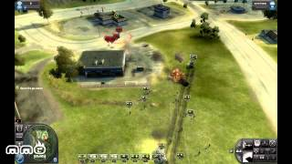 World in Conflict Gameplay