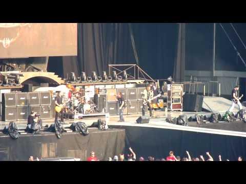 KROKUS Live Hoodoo Woman im Stade de Suisse 8.6.2010 HD