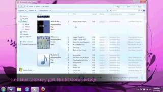 Connect PS3 to Windows 7 using Windows Media Player