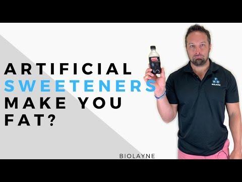 Artificial Sweeteners Make You Fat? | Response to Dr. Mark Hyman |