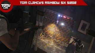 Tom Clancy's Rainbow Six Siege [#7] - Гири, Двери, Хруст Стекла!11 ヽ༼ ◉◞౪◟◔ ༽ノ(ПАААРНИ мы будем очень благодарны за РЕПОСТЫ =3 Нормальных Игр нет, Bless обновляется, потому снова в спицназ..., 2015-12-11T06:47:34.000Z)