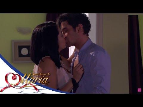 ¡Claudia se entrega a Juan Pablo! - Simplemente María*