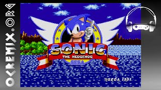 Sonic the Hedgehog ReMix by Sir_NutS: