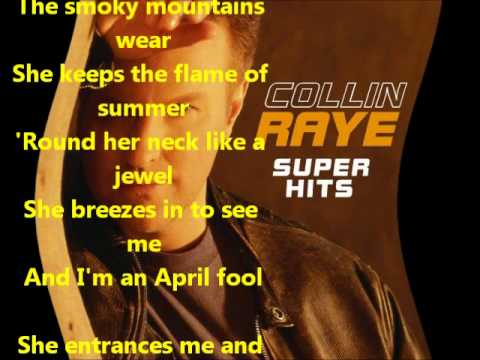 Collin Raye - April Fool