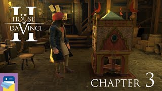 The House of Da Vinci 2: Chapter 3 Corte Vecchia Walkthrough & Gameplay (by Blue Brain Games)