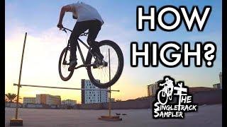How High Can I  Bunny Hop?