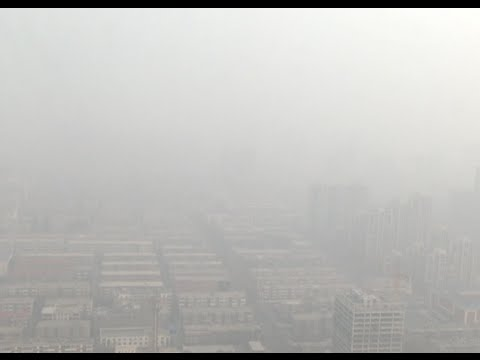 Smog Persists in North China