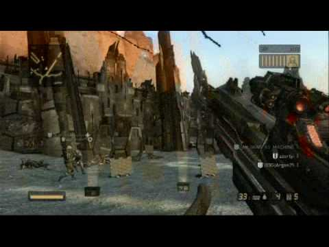 Resistance 2 Coop Mode Super Human Difficulty Bryce Canyon Utah 1/2